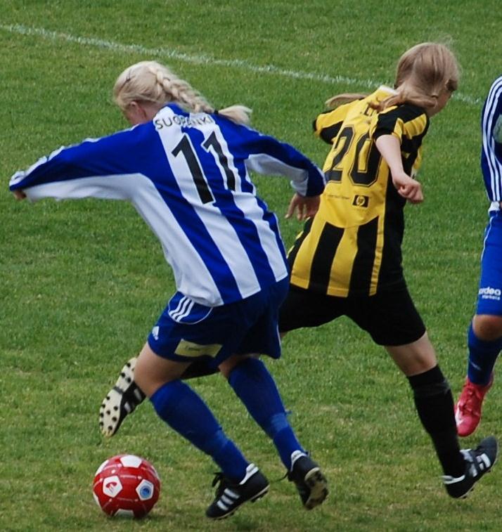Sidekudos Saara Hesa cup 2009